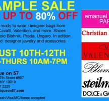 Sample-sale-nyc