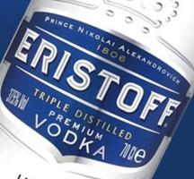 Eristroff-vodka