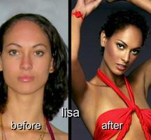 Model-makeover