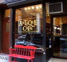 Antique-cafe
