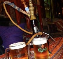 Hookah-and-beers