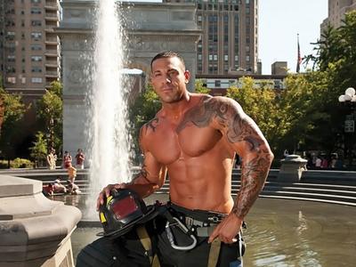 Firefighters-calendar