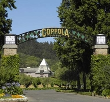 Coppola-winery