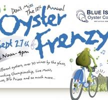 Oyster-frenzy