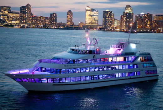 15 For A Ticket To A Luxury Cruise On A Hornblower Yacht