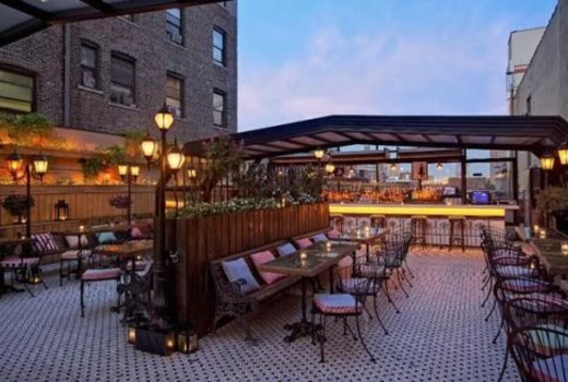 69 For A 3 Course Rooftop Dinner For Two With Drinks At Hotel Chantelle A
